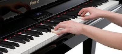 Cara Belajar Piano Untuk Pemula