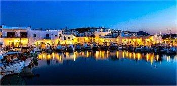 In quale zona di Paros è meglio soggiornare
