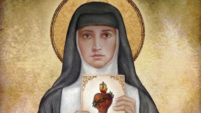Saint Margaret Mary Alacoque