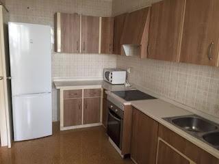 duplex en venta zona carmelitas castellon cocina
