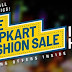(Last Day) Flipkart Fashion Sale [22-25 Dec] – Get Huge Discount + 10% off via ICICI Bank Cards & 20% via PhonePe App