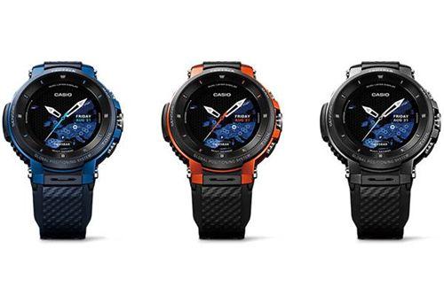 Spesifikasi Casio Pro Trek Smart WSD-F30