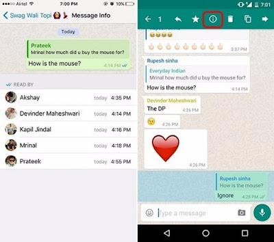 Tips Dan Trik Menggunakan WhatsApp