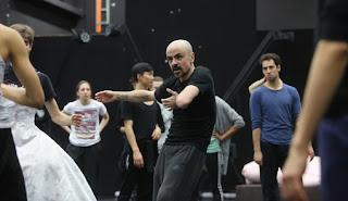 """Goyo Montero: """"La danza es mucho más que puro movimiento"""""""