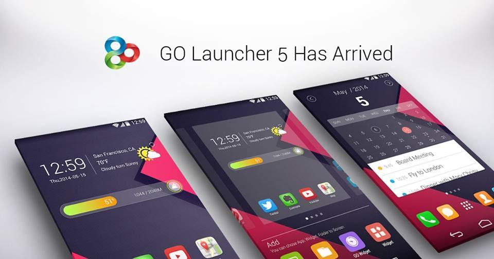 download go launcher prime full version