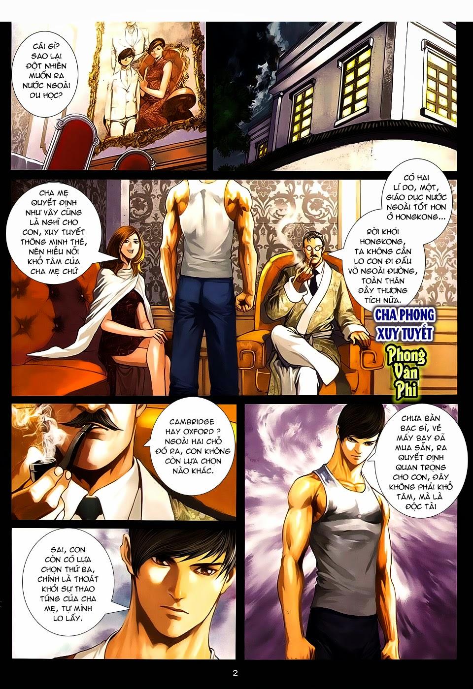 Quyền Đạo chapter 8 trang 2