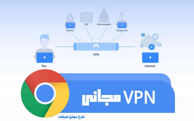 جوجل كروم vpn