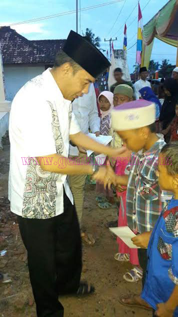 Lebih dekat Dengan Masyarakatnya, Adipati Gelar Silaturahmi Ramadhan