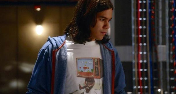 Camisetas Cisco Ramón en The Flash : Mario Bros