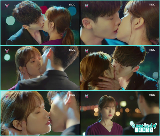 The Goodbye Kiss - W Episode 5 Review - Korean Drama 2016