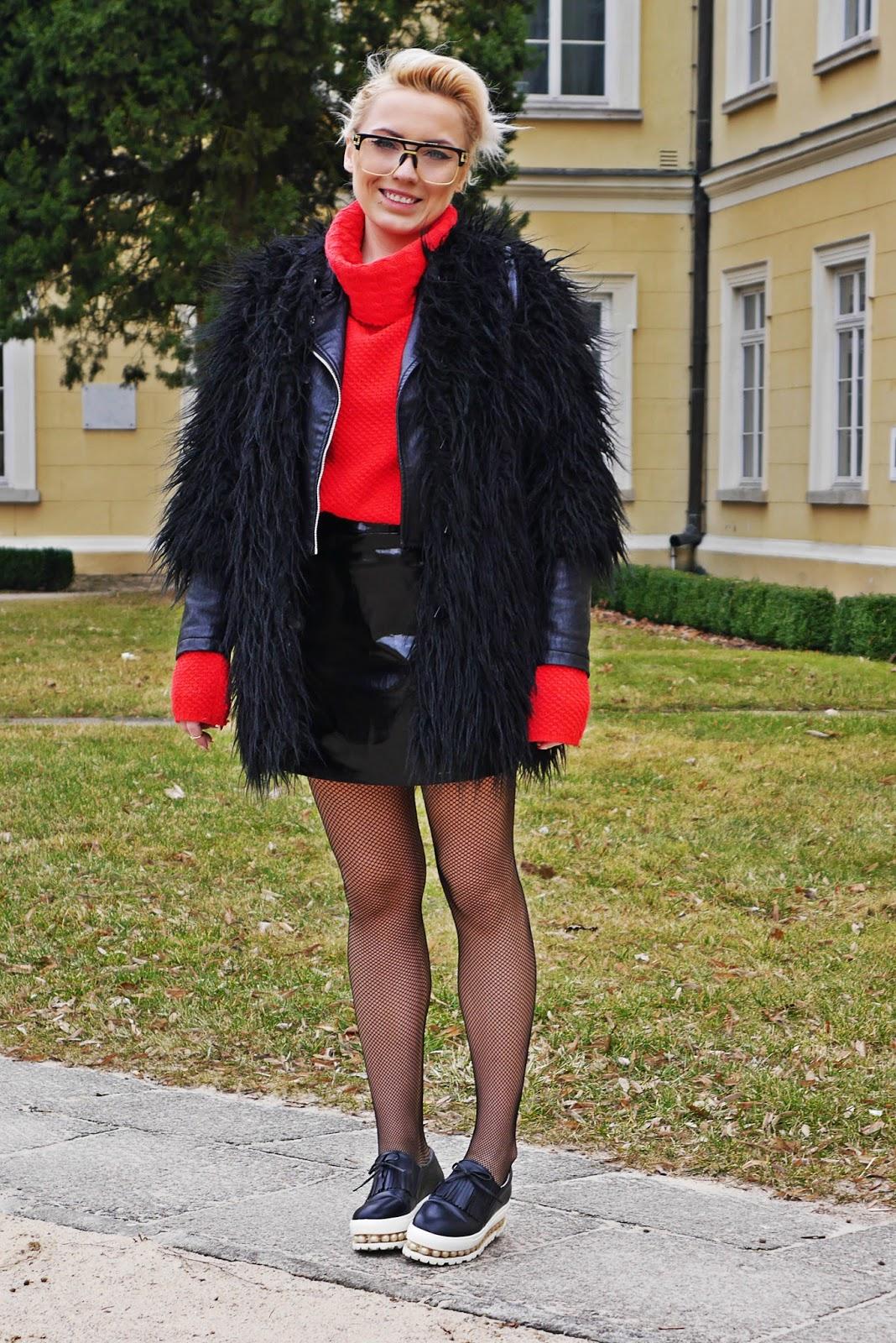 czerwony_golf_kabaretki_czarna_spodnica_karyn_blog_160317