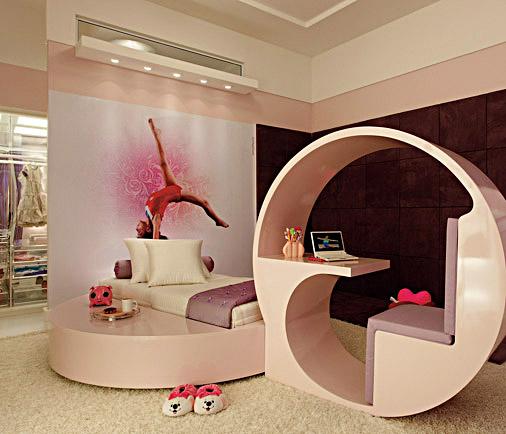O quarto mais lindo do. Mundo Das Meninas Quartos Lindos