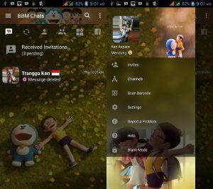 BBM Mod Doraemon 3D V3.3.1.24 Apk