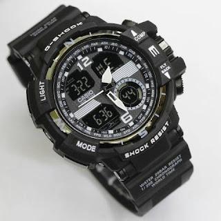 Jual jam tangan G shock