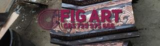 Pemasangan Wuwung Tembaga / Kerpus Tembaga di Joglo Jogja