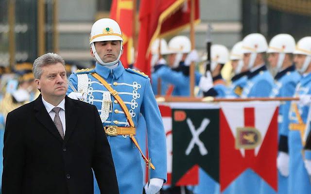 Σκόπια: Προκαταρκτική έρευνα κατά του προέδρου Ιβάνωφ