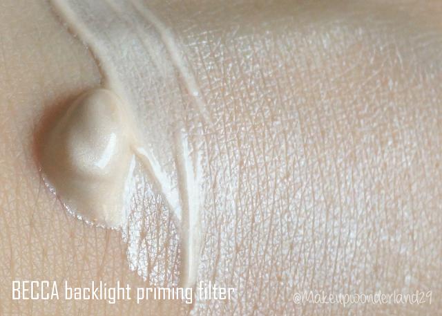 BECCA Backlight Priming Filter | Makeupwonderland29