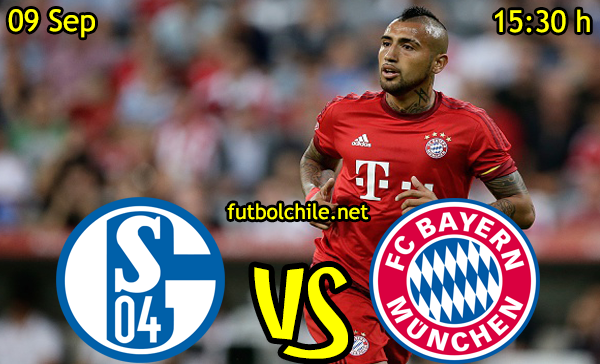 Ver stream hd youtube facebook movil android ios iphone table ipad windows mac linux resultado en vivo, online: Schalke 04 vs Bayern Munich