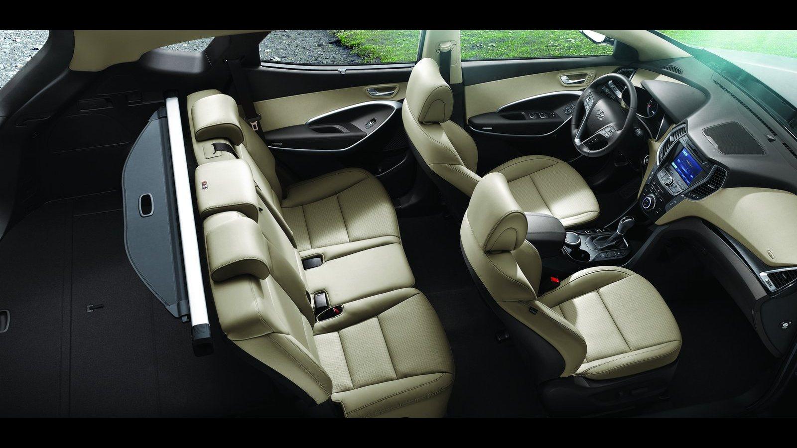 Audio Car Wallpaper Download Hyundai Santa Fe Range Auto Review