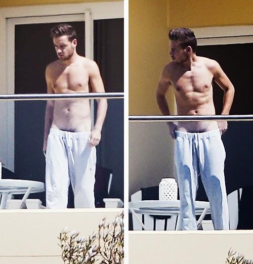 Ini Foto Celana Melorot Liam Payne (One Direction)