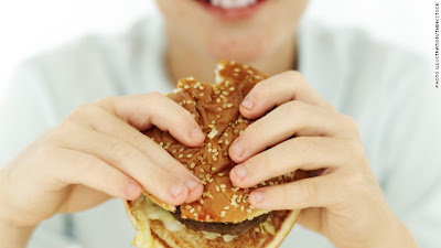 Asthma, eczema and hay fever may be linked to fast food