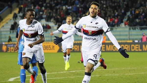 Betis, el Genoa espera una rebaja por Sanabria