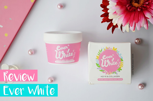 everwhite body cream
