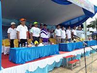 Tingkatkan Pembinaan Atlit, Pemprov Lampung Adakan Lomba Renang Gubernur Cup III