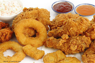 Mengkonsumsi Makanan Ini Dimalam Hari, Bikin Gendut Dan Susah Tidur
