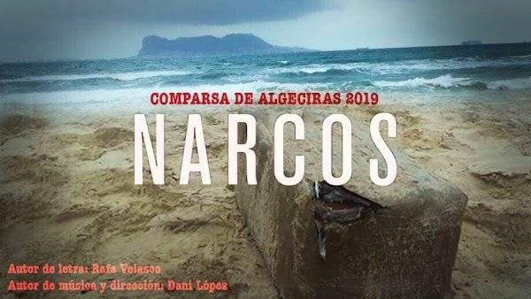 """La Comparsa de Algeciras que este concurso fuesen """"Los Soñadores"""" serán para el carnaval 2019, """"Narcos"""""""