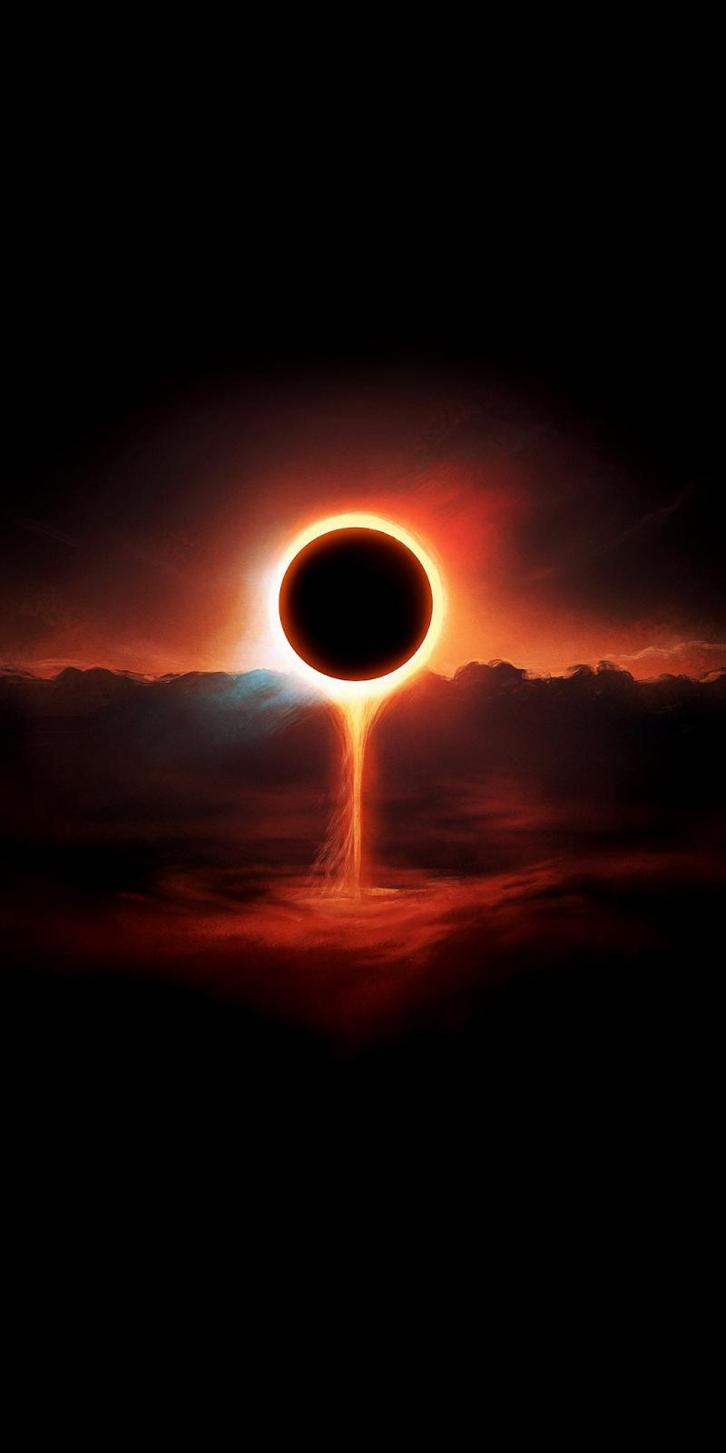 Eclipse wallpaper