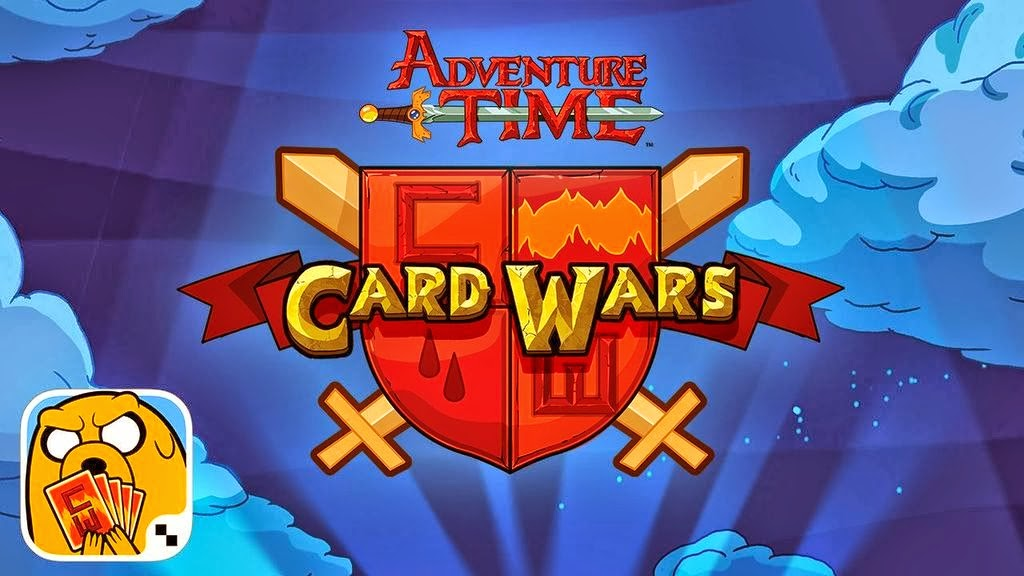 Card Wars Adventure Time 1.0.5 MOD APK+DATA (Unlimited Money/Gems)