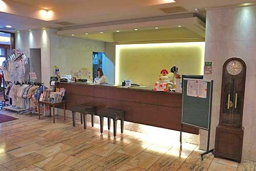 Ryuku Sun Royal Hotel, Naha, Okinawa.