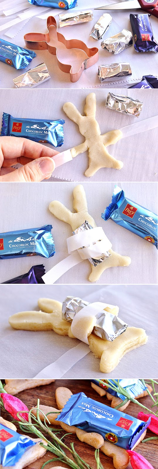 Wow your guests with this simple technique to make sugar cookie favors that hold a special treat! #Introducing ChocolatFreyNA the #1 selling chocolate brand in Switzerland, authentic Swiss premium chocolates now sold state-side. AD