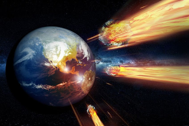 Scientists Warn That The Earth Is Unprotected From Random Asteroids Which May Wipe Out Humanity!