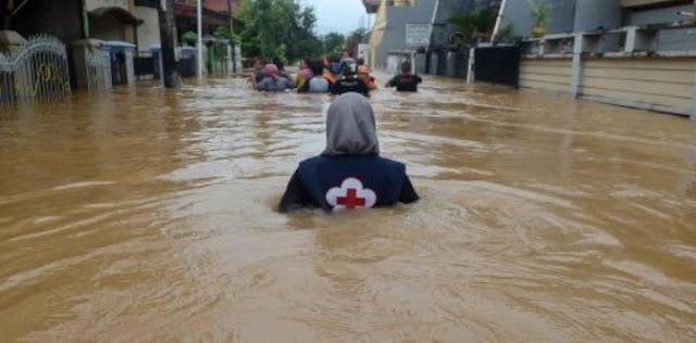 BNPB: Banjir Jabodetabek Sebabkan 9 Korban Jiwa
