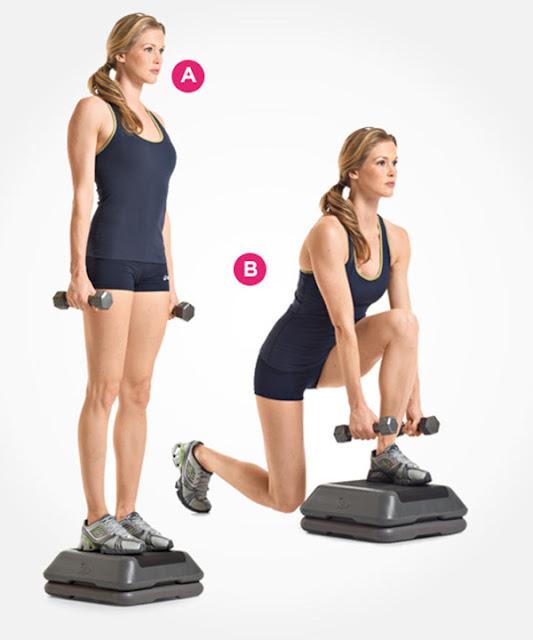 Lấy lại đôi chân thon gọn với  bài tập đơn giản sau