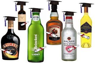 graduación alcohólica