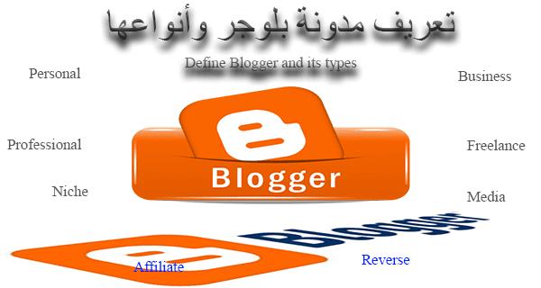 تعريف مدونة بلوجر وأنواعها