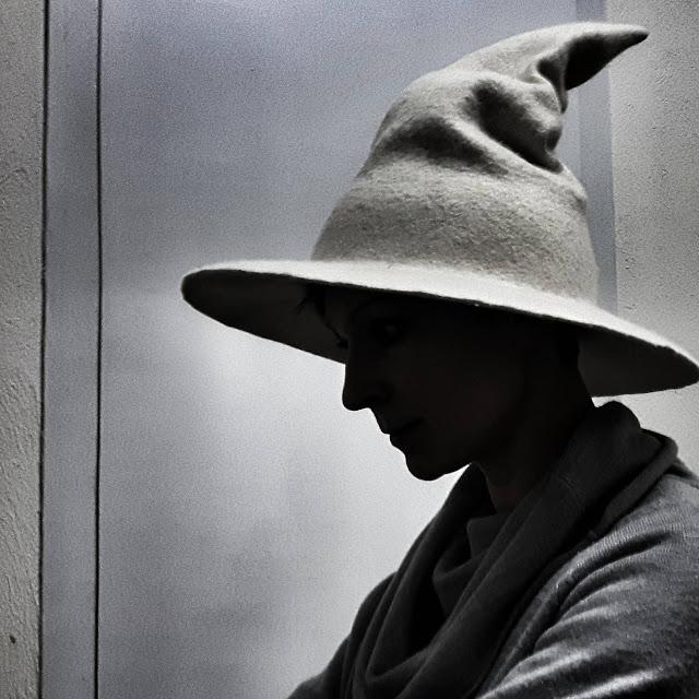 Sombrero de Gandalf para disfraz