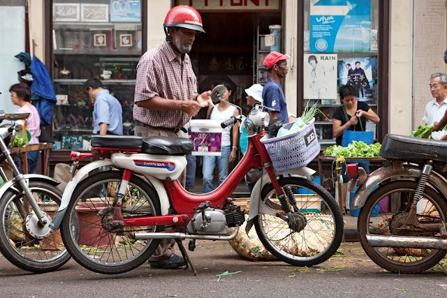 Mauritius Port Louis, Straßenszene, ©MTPA Bamba