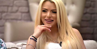 Στέλλα Μιζεράκη: Αυτός είναι ο νέος της σύντροφος