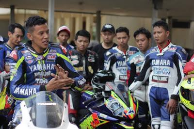 Workshop Racing untuk Komunitas Yamaha bersama Rey Ratukore