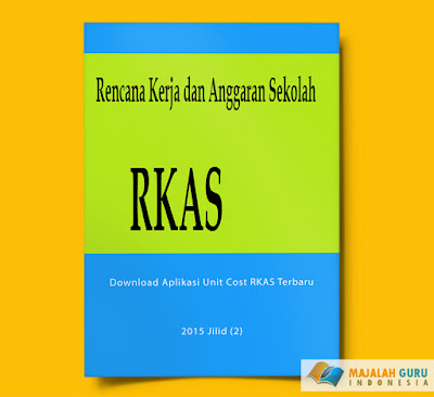 Download Aplikasi Unit Cost RKAS Terbaru 2015 Jilid (2)