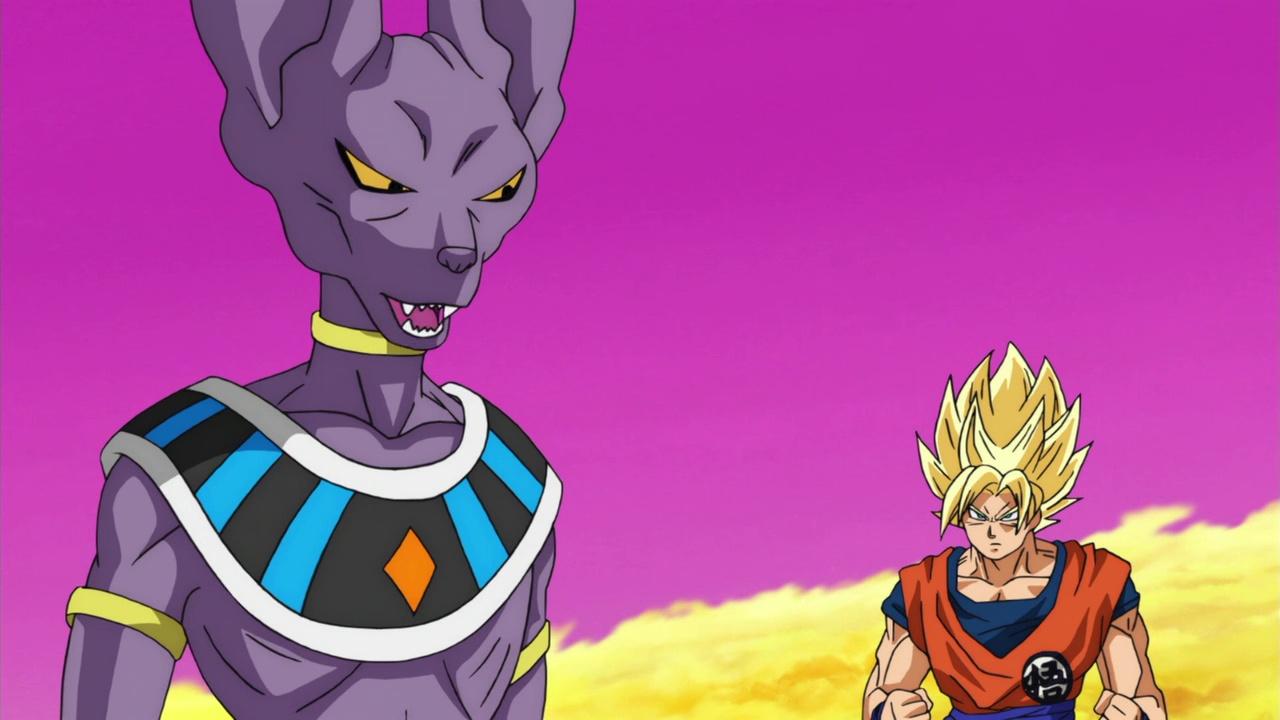 Ver Dragon Ball Super (Latino) Saga de la Batalla de los Dioses - Capítulo 5