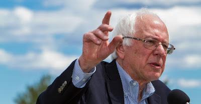 Bernie Sanders não gosta de falar sobre religião