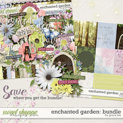 Enchanted Garden: Bundle