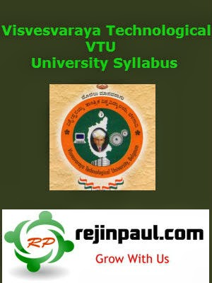 VTU Mechanical Syllabus - all semester