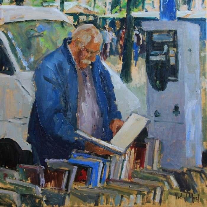 Кусочек личной жизни. Piet van de Hoef