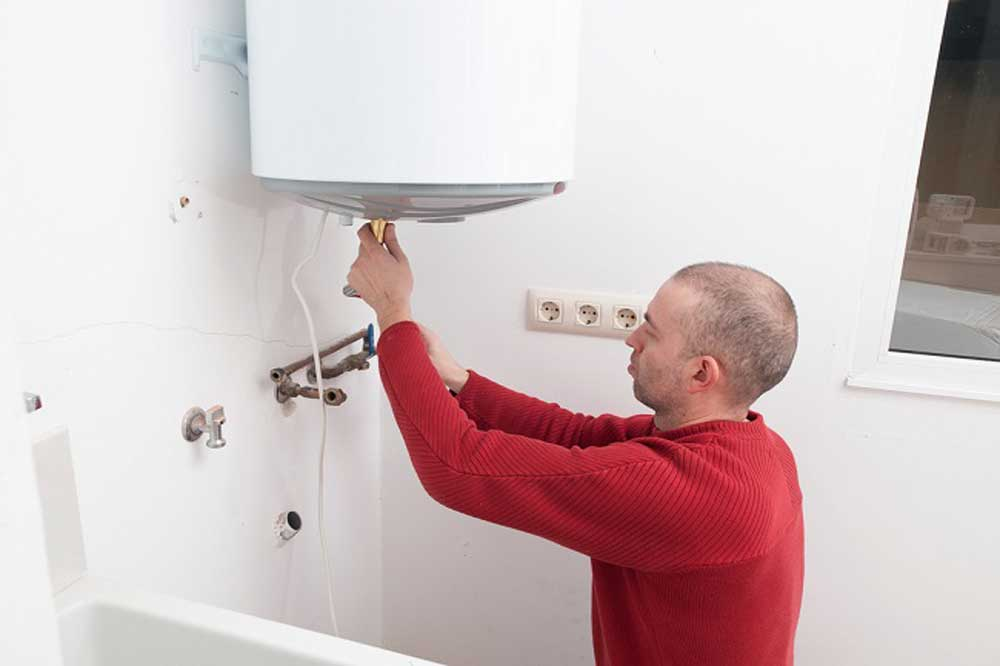 install-hot-water-system